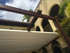 architectural shade products