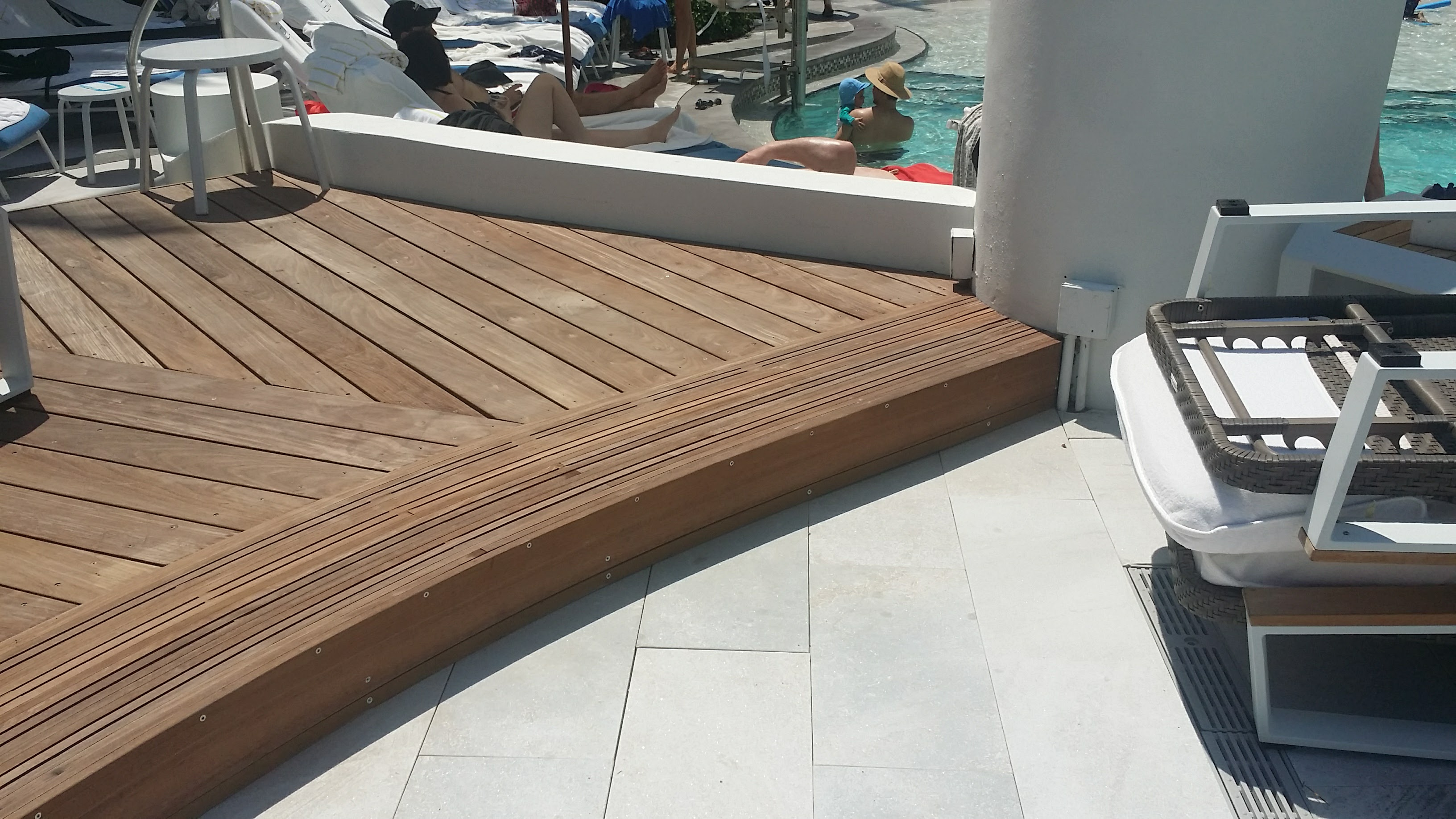 IPE Deck Loews