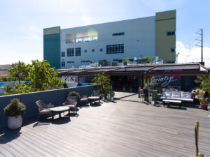 No. 3 social Rooftop lounge